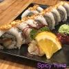 Nytt på meny!!! Spicy Tuna