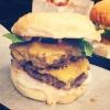 Bilder från Phil´s Burger Flemminggatan