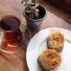 Bilder från Café Äpple och Kanel
