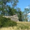 Bilder från Flasta kyrkoruin