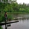 Bilder från Mörtsjön