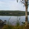 Bilder från Snibbens badplats, Mörtsjön