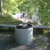 Bilder från Marieberg vid udden