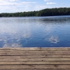 Bilder från Nedre Glottern Gransjönäsbadet