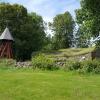 Bilder från Norra Säms kyrkoruin