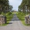 Bilder från Fors skogskapell