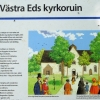 Bilder från Västra Eds kyrkoruin