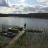 Bilder från Norr Morssjön Gamla Badet