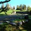 Bilder från Långsele kyrkoruin