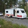 Bilder från Norrmjöle Camping