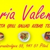 Bilder från Valentines Pizzeria