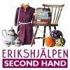Bilder från Erikshjälpen Second Hand