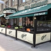 Bilder från Café Stationshuset