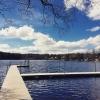 Bilder från Stensjöns badpl., Nömmen