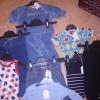 Bilder från Källarbutiken Fem-myror- second handbutik för barn