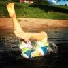 Bilder från Präst-Olles sjö