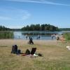 Bilder från Överbybadet, Resarö