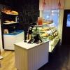 Bilder från Blomdahls café