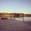 Bilder från Rinnasjön