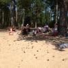 Bilder från Rolstorpasjön