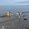 Bilder från Rosendals havsbad