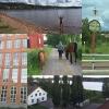 Bilder från Långbryggan Badstrand