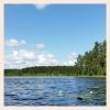 Bilder från Rostorpesjön