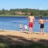 Bilder från Ryssbysjön