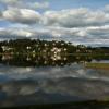 Bilder från Rådasjön, Södra stranden