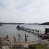 Bilder från Råggårdsviks badplats