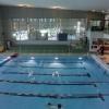 Motionsbadet på Djupadalsbadet i Kumla.