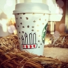 Bilder från Starbucks Stureplan