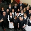 Bilder från Brasserie Makalös
