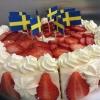 Bilder från Swärdska Husets Café