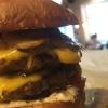 Bilder från Lilys burger Nytorget