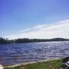 Bilder från Sjömarkens badplats, Viaredssjön