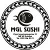 Bilder från MGL Sushi