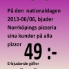 Bilder från Norrköpings Pizzeria