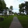 Bilder från Gingri kyrkplats
