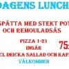 Bilder från Kalles Pizza