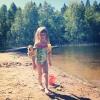 Bilder från Skörjesjön