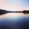 Bilder från Slagesnässjön