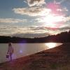 Bilder från Dammsjön, Solvarbo