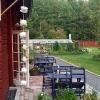 Bilder från Café Länsmansgården