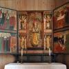 Bilder från Junsele gamla kyrkplats