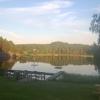 Bilder från Kyrksjön, Dammhagen