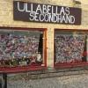 Bilder från Ulla-Bellas Second hand butik
