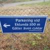 Information om parkering