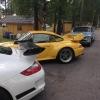 Bilder från Revelbadets camping