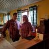 Bilder från Solegårdens Café